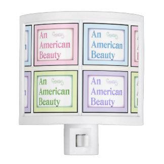HAMbyWG - Night Light - An American Beauty