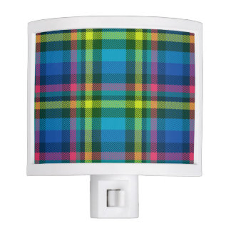 HAMbyWG - Night Light - Bright Plaid