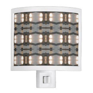 HAMbyWG - Night Light - Faux Brass Light Design