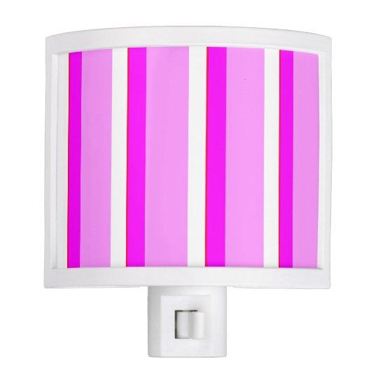 HAMbyWG - Night Light - Pink Violet Girl's Room