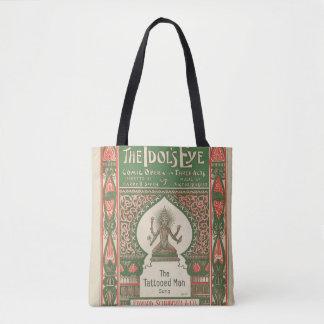 HAMbyWG - Novelty Tote Bag - The Idol's Eye