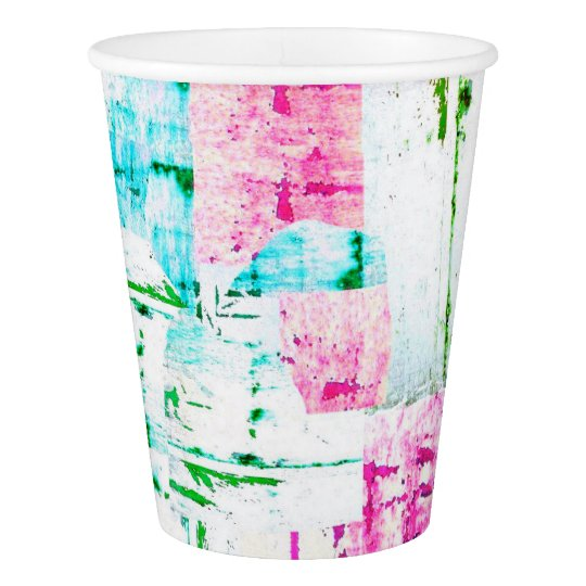 HAMbyWG - Paper Cup - Bright Distressed