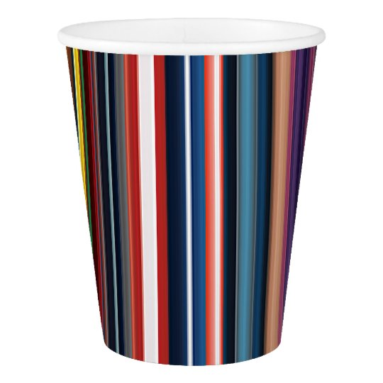 HAMbyWG - Paper Cup - Marvel - ous Stripes