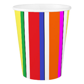 HAMbyWG - Paper Cup - Primary Colors - Personalize