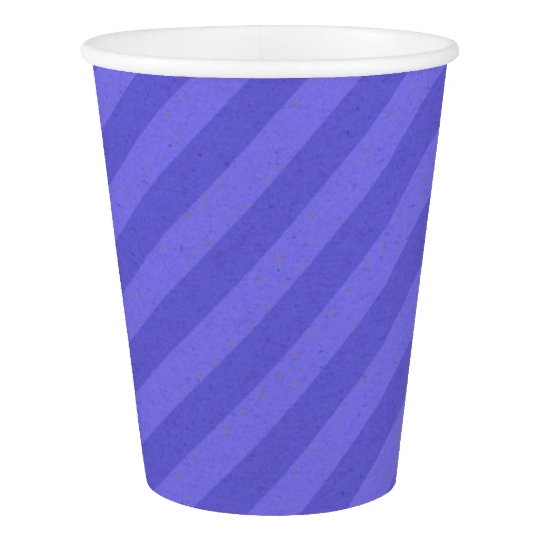 HAMbyWG - Paper Cup -  Purple Stripe