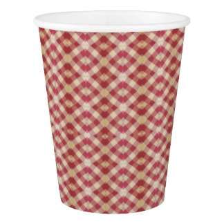 HAMbyWG - Paper Cup - Read & Beige Print