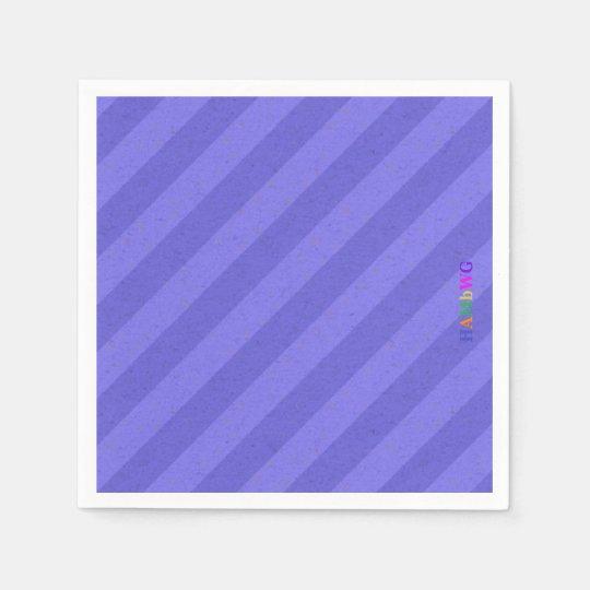 HAMbyWG - Paper Napkin - Purple