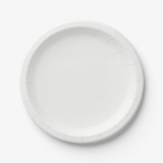 HAMbyWG - Paper Plate - Stars Choose Colours 7 Inch Paper Plate