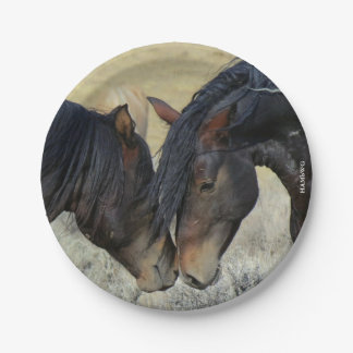 """HAMbyWG - Paper Plates 7"""" - Horse"""