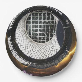 HAMbyWG - Paper Plates - Futuristic Architecture