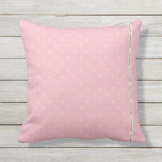 HAMbyWG - Pillow   - Custom Color Polka Dots