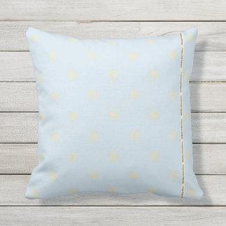 HAMbyWG - Pillow   - Large Custom Color Polka Dots