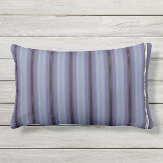 HAMbyWG - Pillow   - Lilac Glowing Stripe
