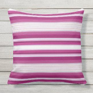 HAMbyWG - Pillow - Magenta White Gradient