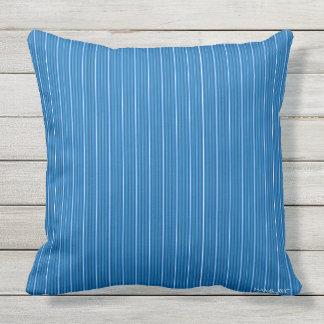HAMbyWG - Pillow - Topaz Stripes