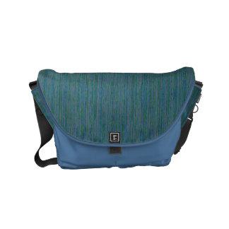 HAMbyWG - Rickshaw Messenger Bag - Blue