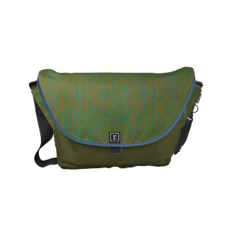 HAMbyWG - Rickshaw Messenger Bag - Olive