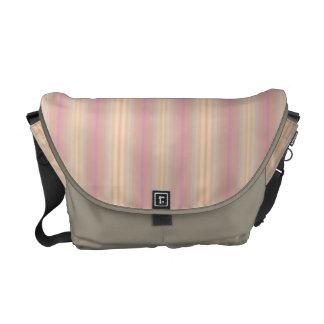 HAMbyWG Rickshaw Messenger - Flannel Stripe Courier Bags