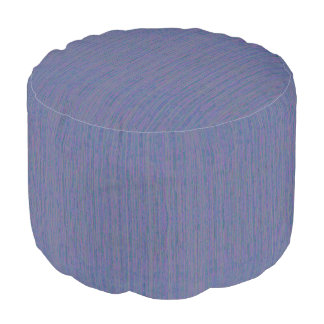 HAMbyWG - Round Pouf Chair -  Crazy Lavender