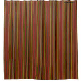 HAMbyWG - Shower Curtain - Autumn