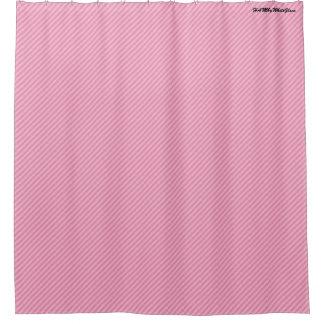 HAMbyWG - Shower Curtain - Beautiful Pinks