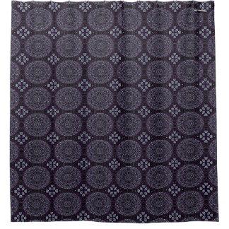 HAMbyWG - Shower Curtain - Purple  Garden
