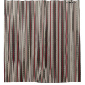 HAMbyWG - Shower Curtain - Tribal R/B/Wh