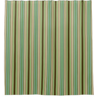 "HAMbyWG Shower Curtains - Gradient ""Keylime"""