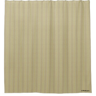 HAMbyWG Shower Curtains - Gradient - Wheat