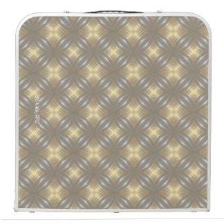 HAMbyWG - Size Pong Table - Faux Metallic Look