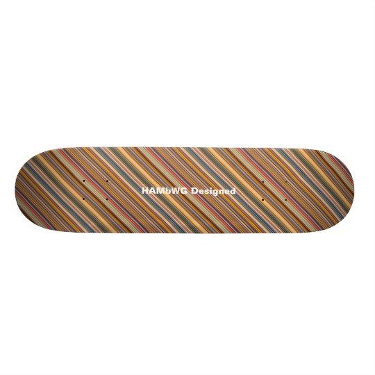HAMbyWG - Skateboard - Crayola