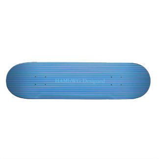 HAMbyWG - Skateboard - Girl's Blue