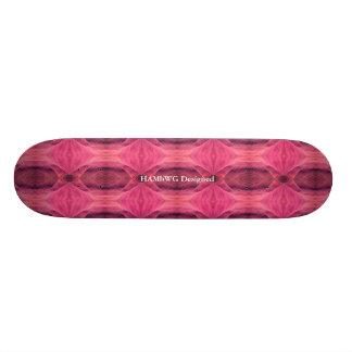 HAMbyWG - Skateboard - Pink Sand Dunes
