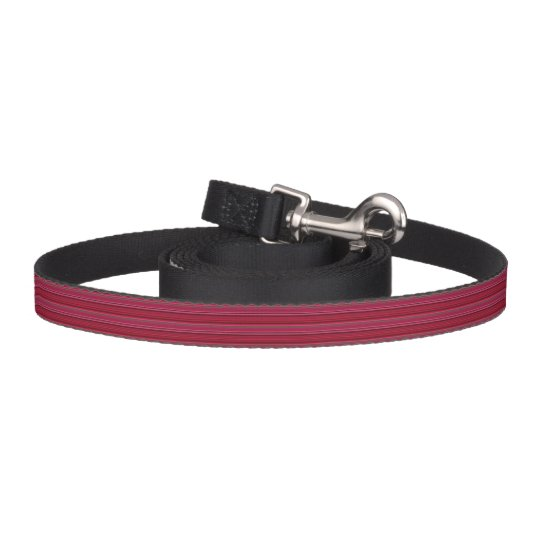 HAMbyWG - Standard Size Dog Leash - Rose Gradient