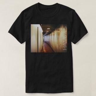 HAMbyWG - T-Shirt - Long Hall 010817 1122P