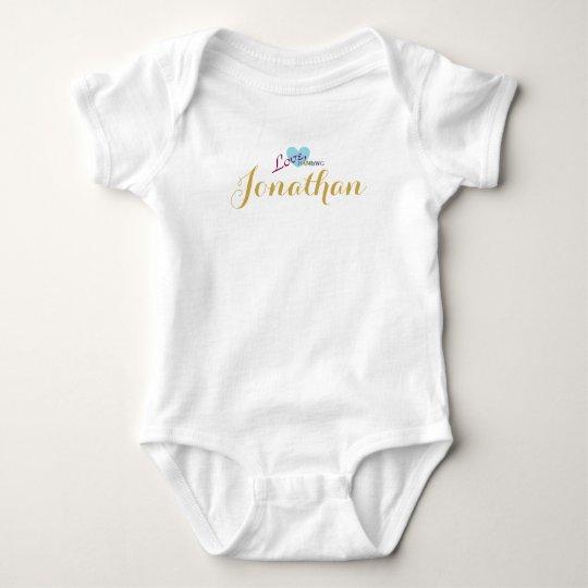 HAMbyWG - T-Shirt - Love, HAMbWG Personalizable