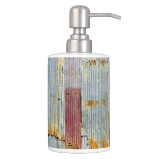 HAMbyWG  TB Holder and Soap Dispenser - Weathered