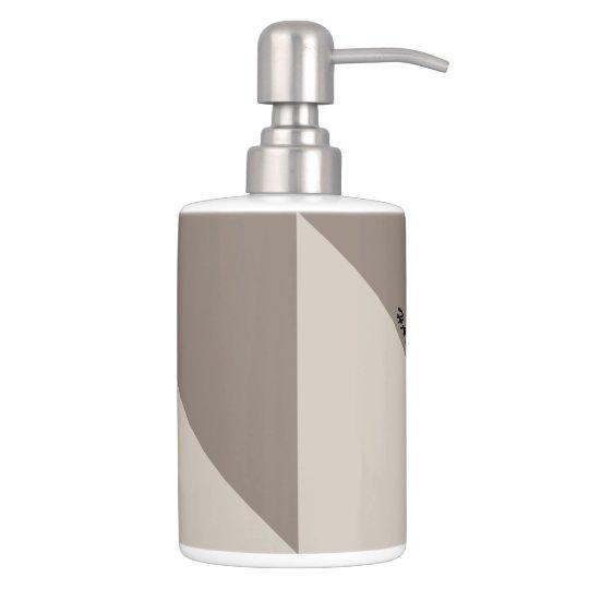 HAMbyWG TB Holder n Soap Disp.- Milk Chocolate
