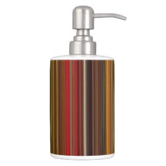 HAMbyWG - TB Holder n Soap Dispenser - Autumn