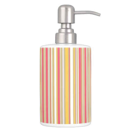 HAMbyWG - TB Holder n Soap Dispenser - Rose Bar