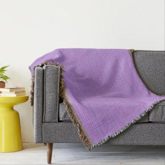HAMbyWG - Throw Blanket - Play dough purple logo
