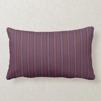 HAMbyWG - Throw or Lumbar Pillow - Plum Cranberry