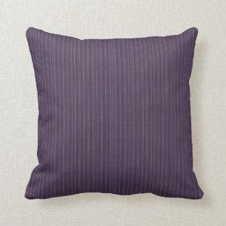 "HAMbyWG - Throw Pillow 16"" - Plum Needlepoint Look"