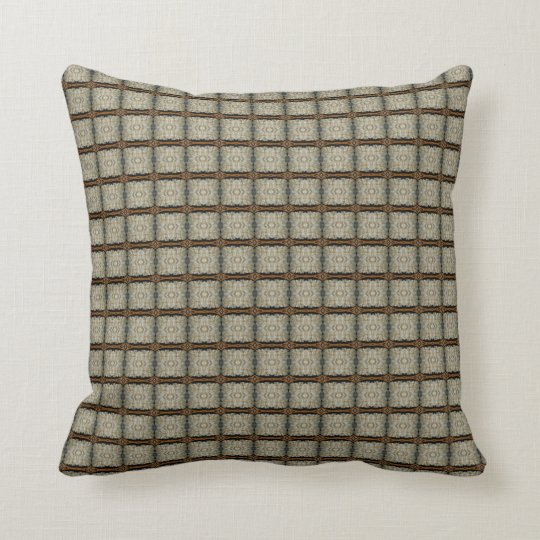 "HAMbyWG - Throw Pillow 16"" Victorian-Art Deco"