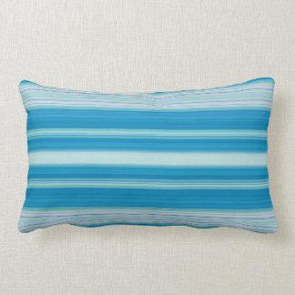 HAMbyWG - Throw Pillow - Aqua Blues