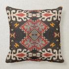 HAMbyWG - Throw Pillow - Bohemian Tribal