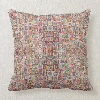 HAMbyWG - Throw Pillow - Boho Vintage Look