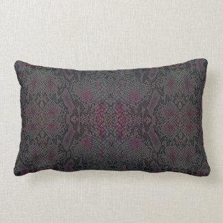HAMbyWG - Throw Pillow - Snake
