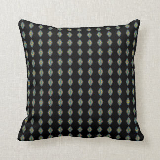 HAMbyWG - Throw Pillows - Diamonds/Black