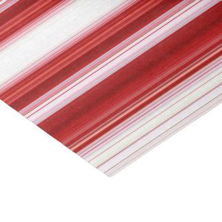 HAMbyWG - Tissue Paper - Red & White Gradient